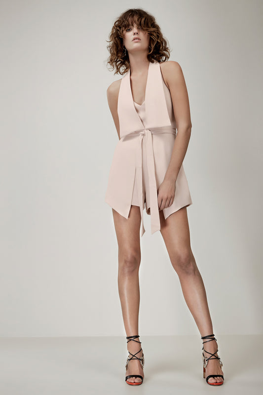 REDEFINE PLAYSUIT blush