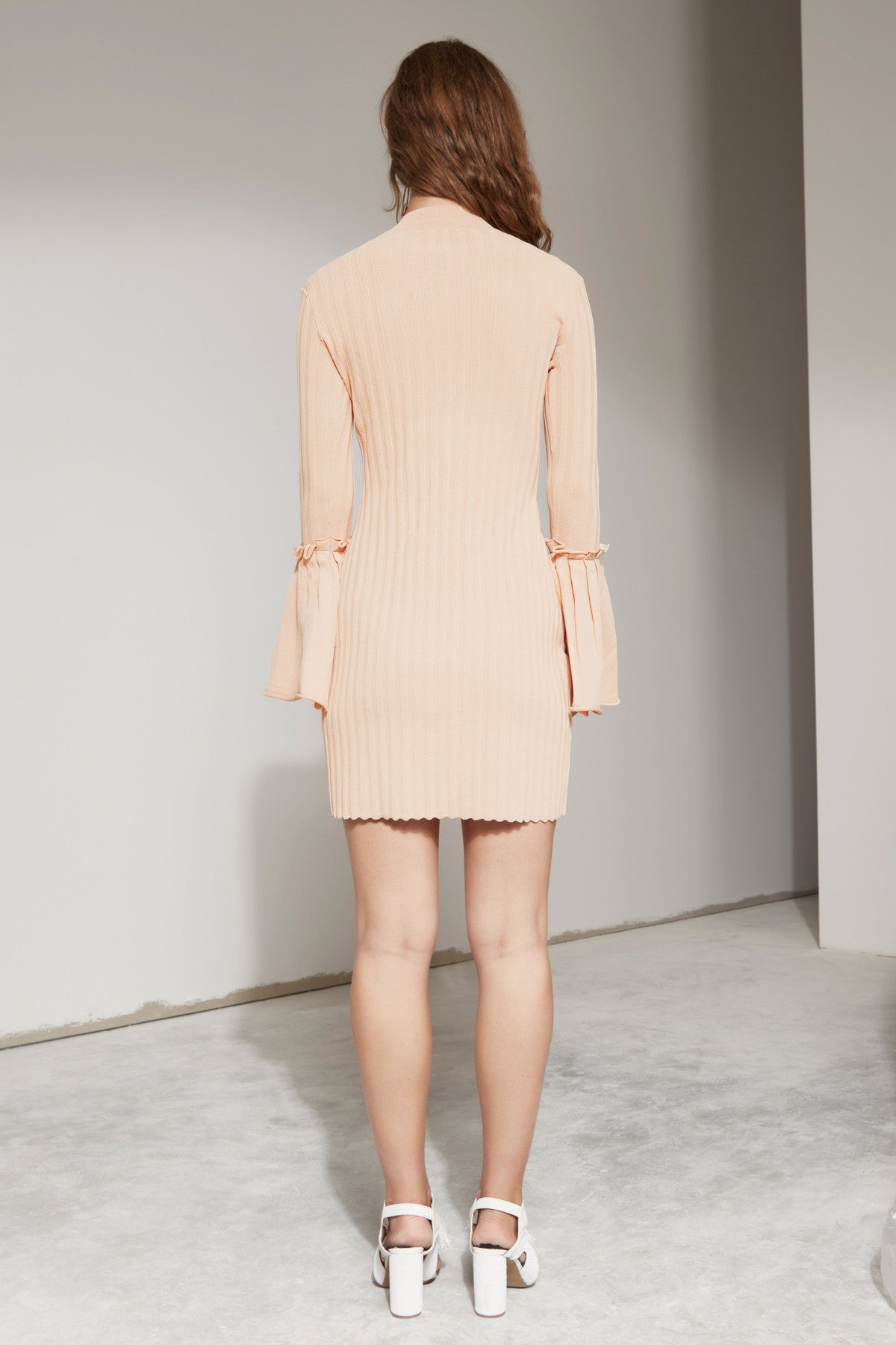 MIND READER KNIT DRESS shell
