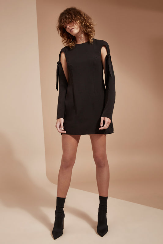 ESSENSE DRESS black
