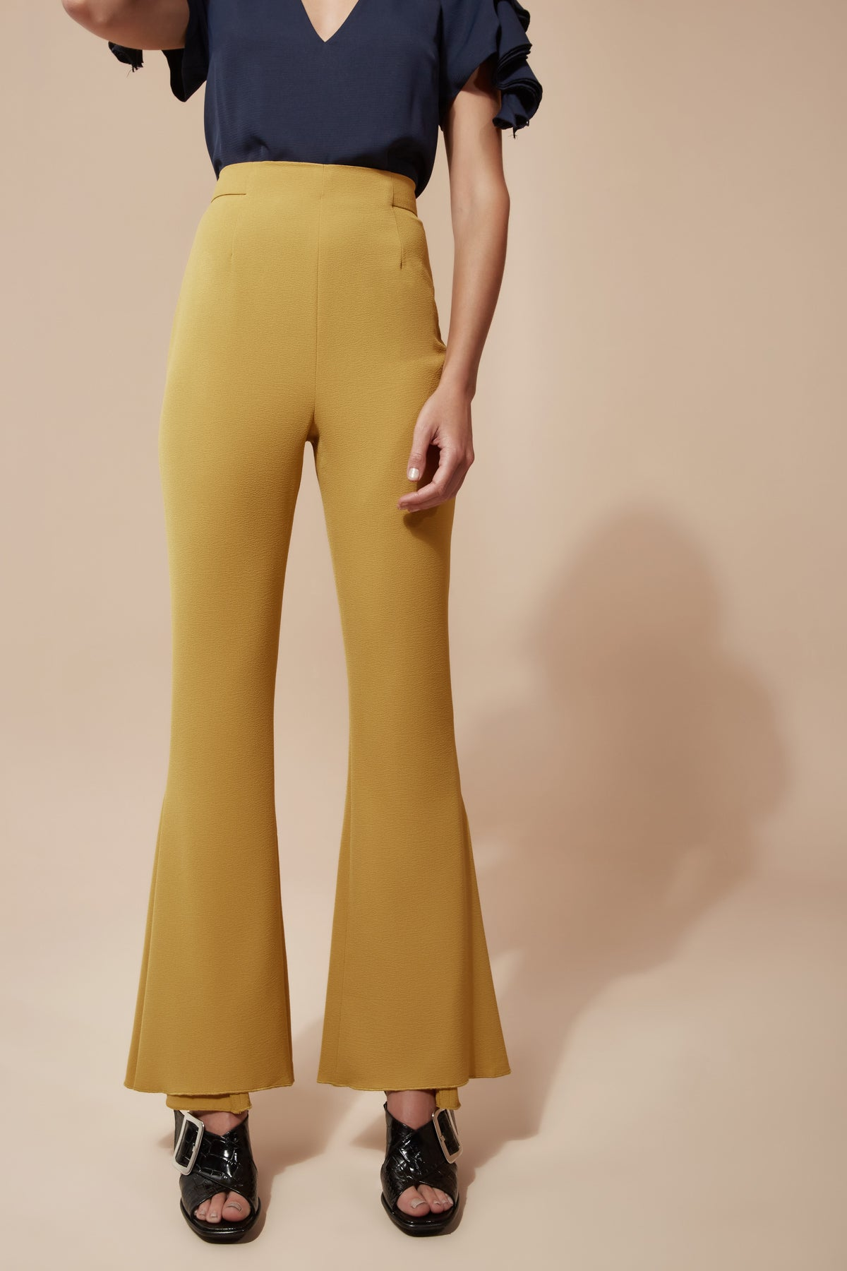 FUSION PANT chartreuse
