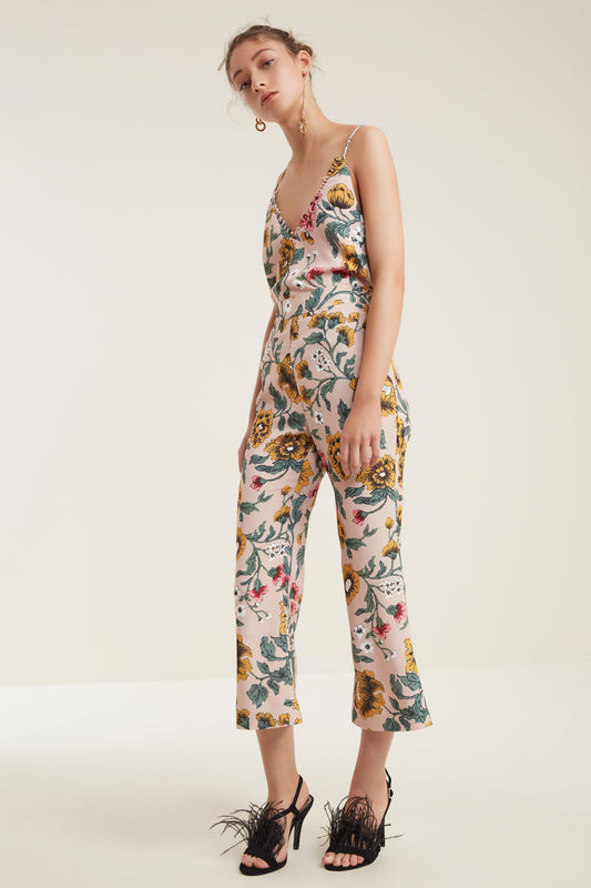 IMMERSE PANT blush floral