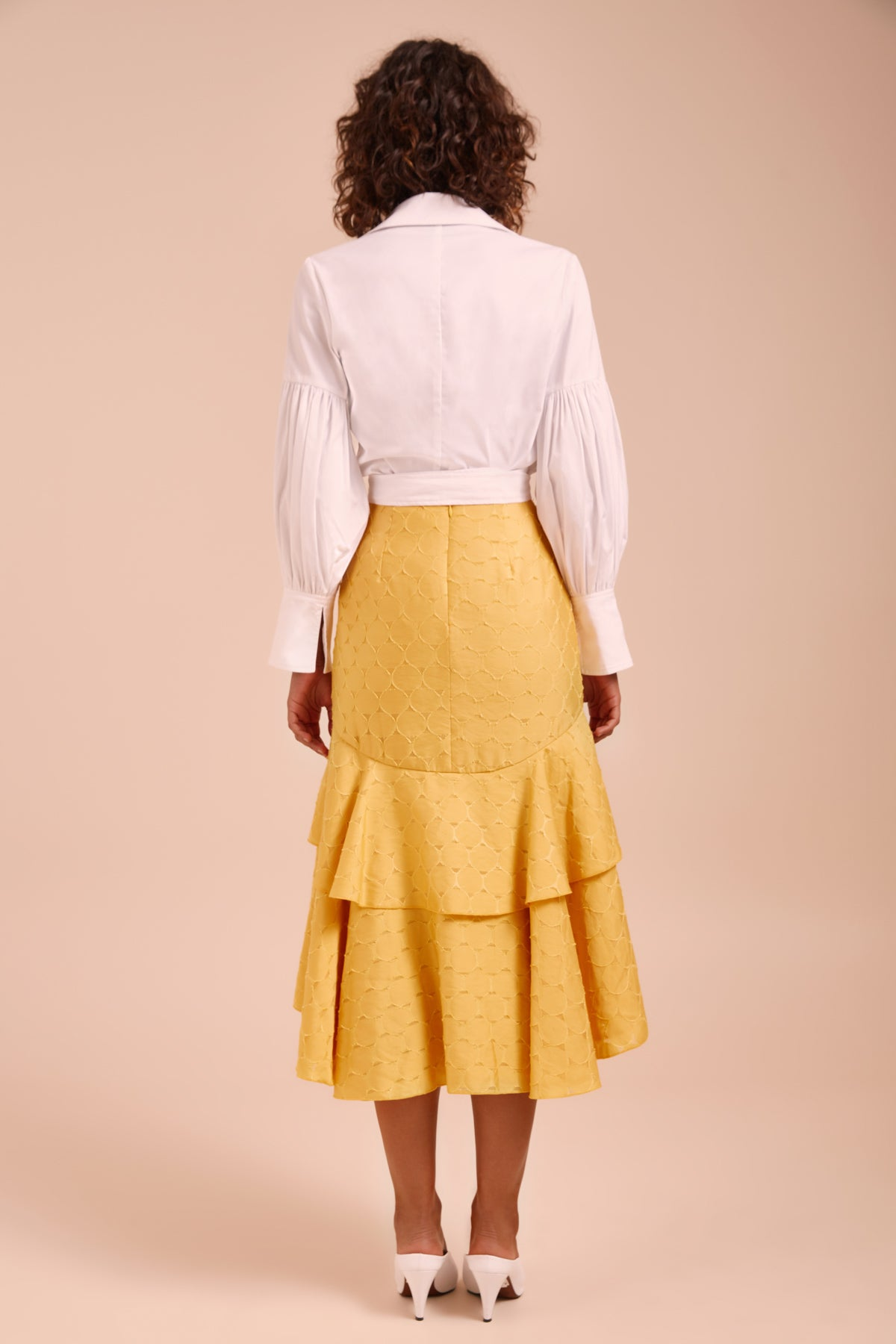 MAGNETISE SKIRT honey