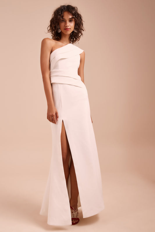 BE MOVED GOWN ivory