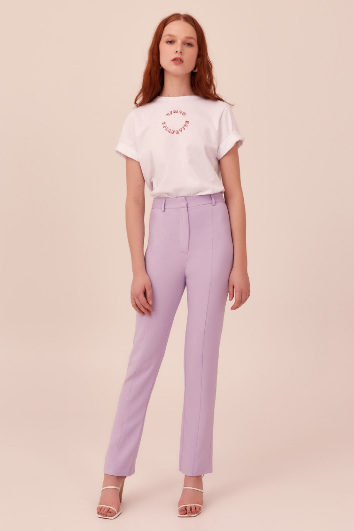 OWN LIGHT PANT lilac