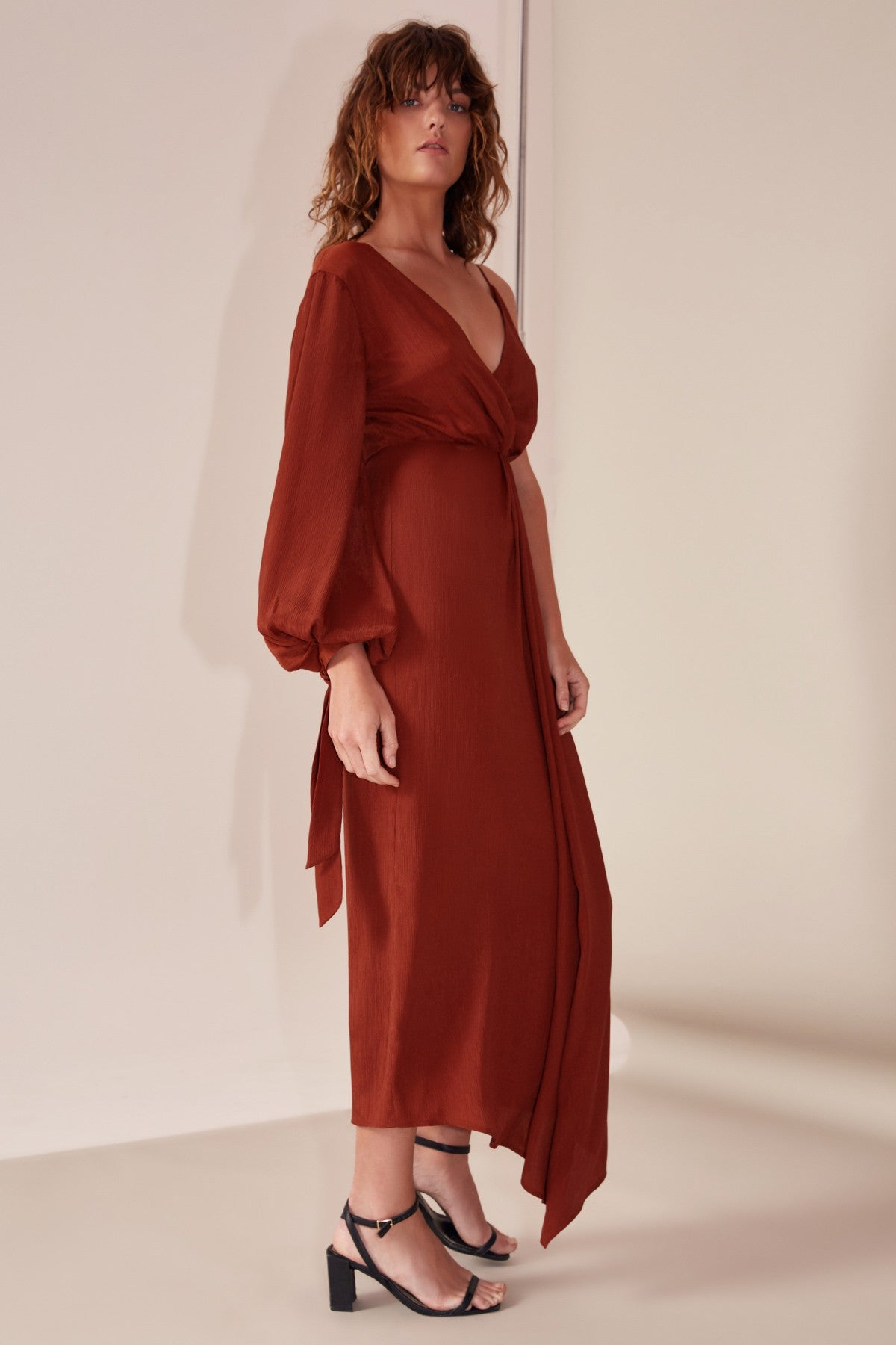 EMINENCE GOWN copper