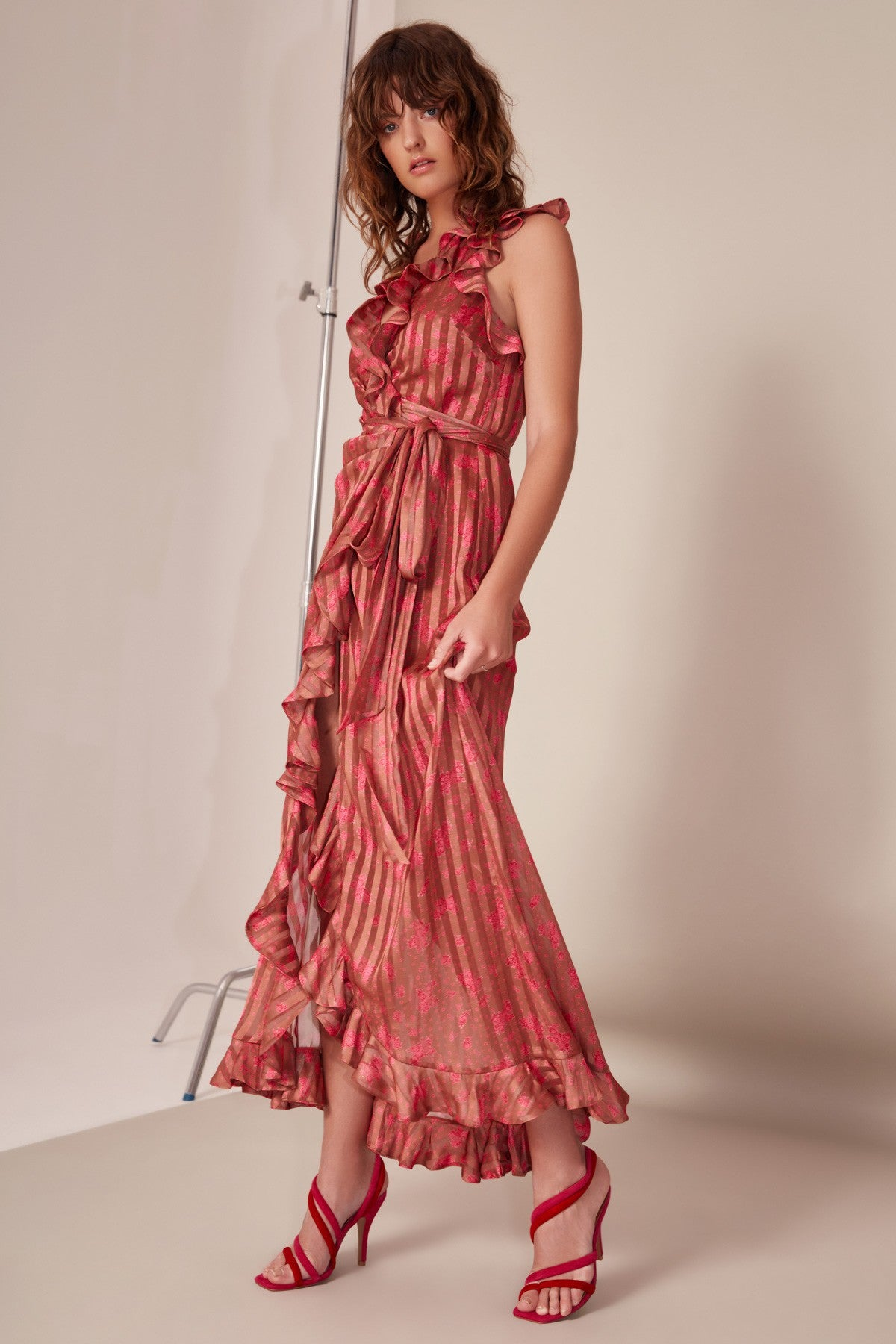 SIGNIFICANT GOWN copper rose
