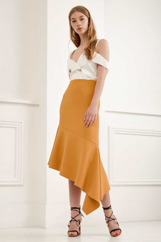 ELEMENT SKIRT marigold