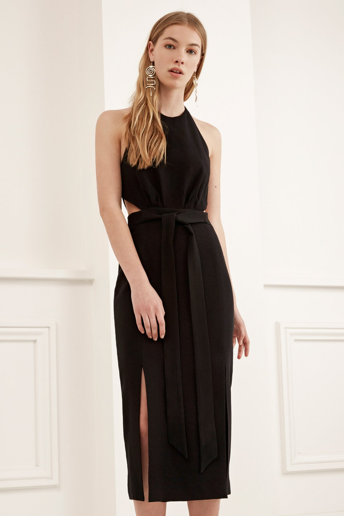 SONDER DRESS black
