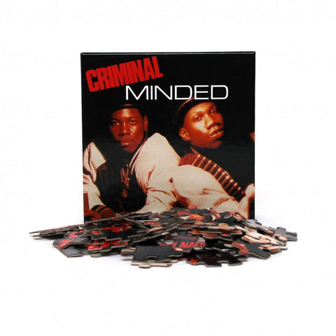 GET-58001 Boogie Down Productions-Criminal Minded Puzzle