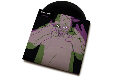 #177 (FDW7714-7) MF Doom-Oh No (5 Inch Record)
