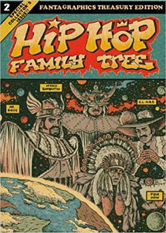 Hip Hop Family Tree Vol. 2 Book