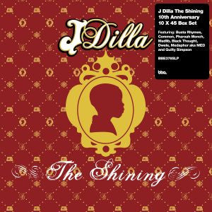 BBE-3765 J-DIlla The Shinning 10th Anniversary 45 Box Set