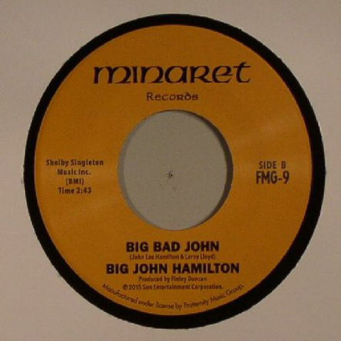 FMG-9 Betty Harris-There's A Break In The Road/Big John Hamilton Big Bad John