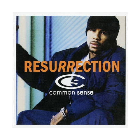 #156 (GET-738-7) Common Sense-Ressurection