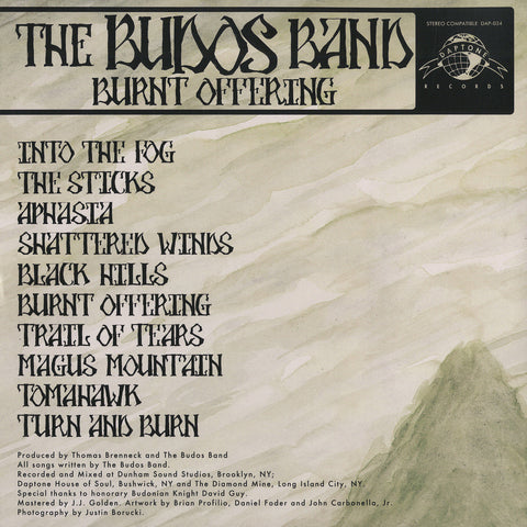 #231 The Budos Band-Burnt Offering