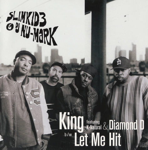 DV-9077-7 Slimkid3-King/Let Me Hit