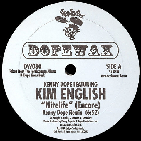 DW-080 Kim English-NiteLife (Encore)