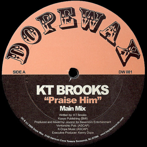 DW-081 KT Brooks-Praise Him (Original)