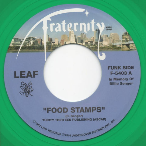 # 42 (F-5403) Leaf-Food Stamps/How Do I Know