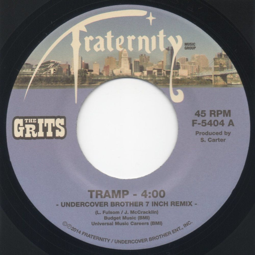 F-5404 The Grits-Tramp