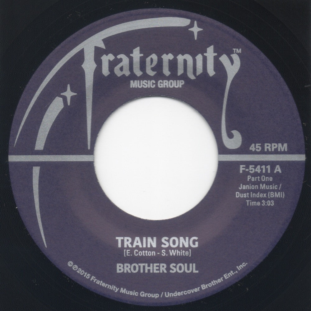 F-5411 Brother Soul-Train Song/Mister Boogie