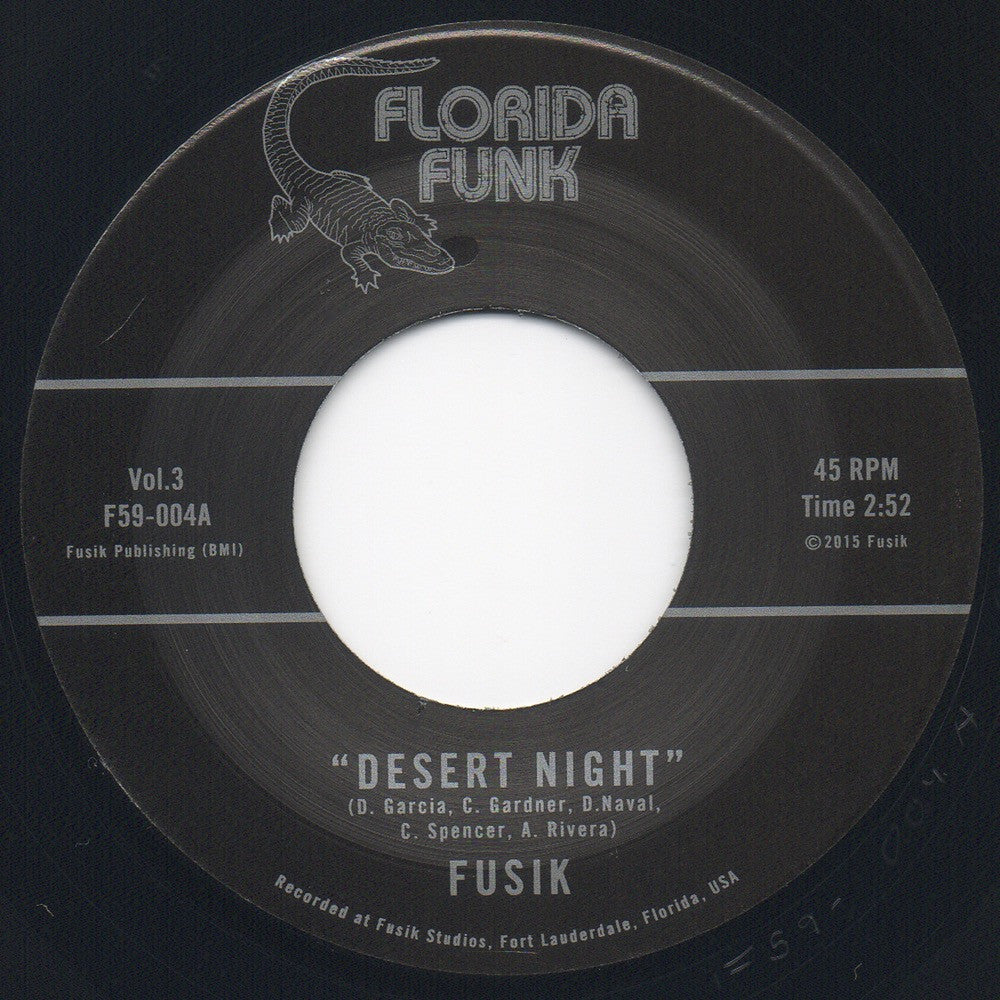 F59-004 Fusik-Desert Night/Santi