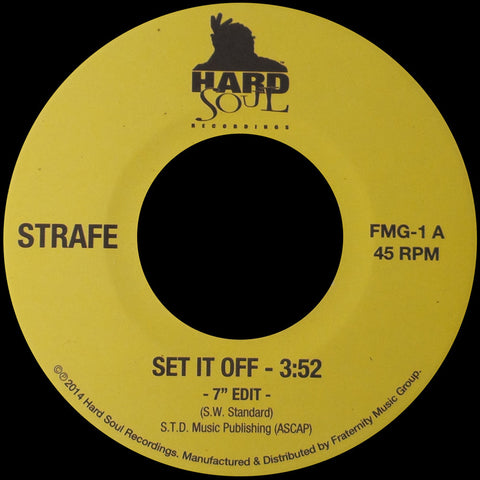 FMG-1 Strafe-Set It Off