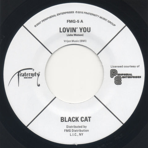 #30 (FMG-5) Black Cat-Kingston Cardova/Lovin' You