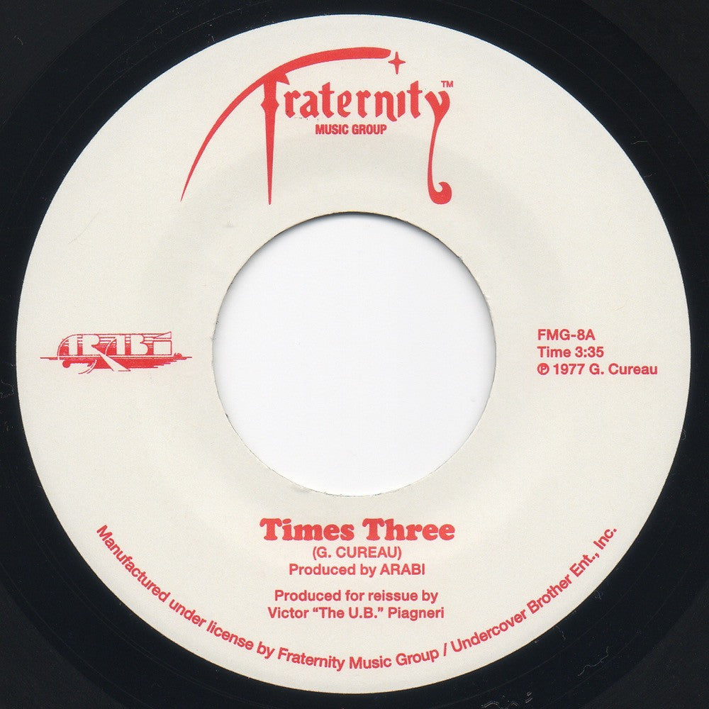 FMG-8 Arabi-Times Three/Before It's Over