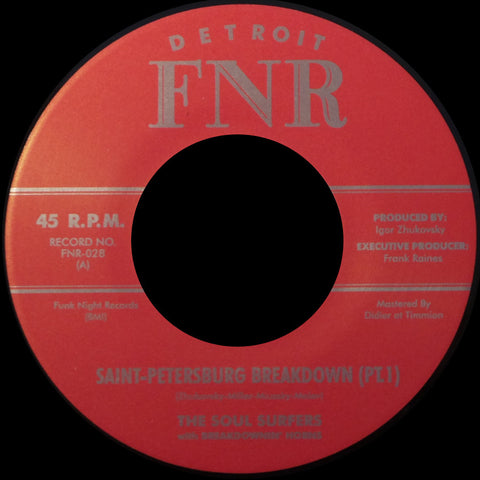 FNR-028 The Soul Surfers-Saint Petersburg Breakdown
