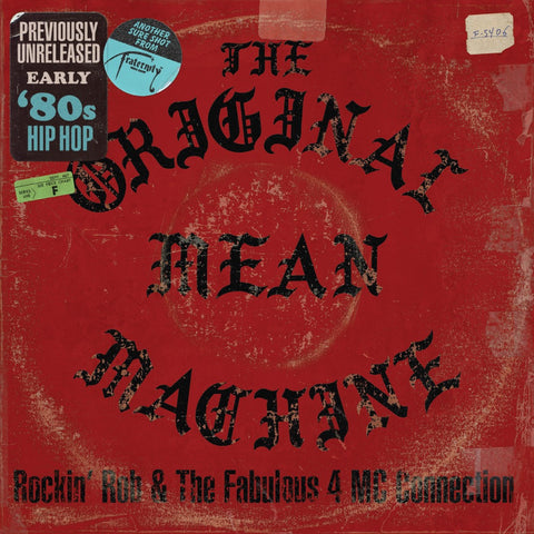 F-5406 Rockin Rob-The Original Mean Machine