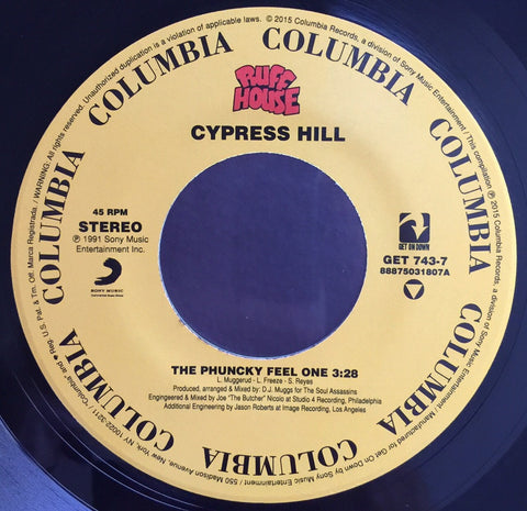 #153 (GET-743-7) Cypress Hill-The Phunky Feel One/How I Could Just Kill A Man (The Killer Remix)