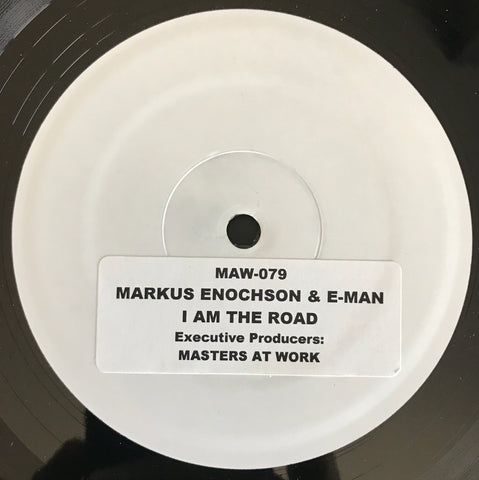 Maw-079 I Am The Road Markus Enochson & E-Man