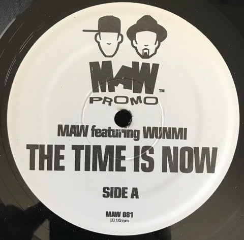Maw 081 the time is now maw feat wunmi masters at work