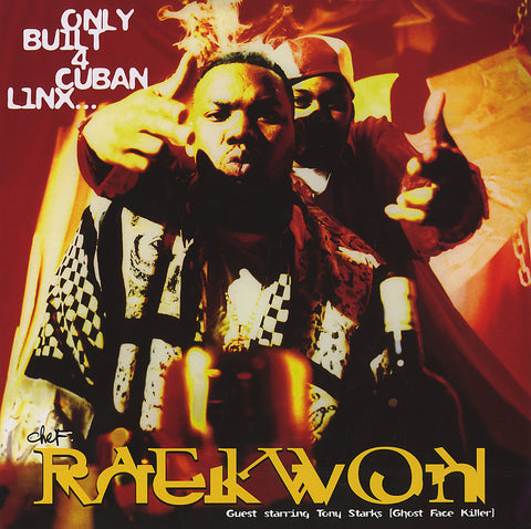 #212 Raekwon-Only Built For Cuban Linx (Purple Double Vinyl)