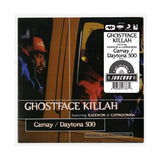 GET-736 Ghostface Killah Featuring Raekwon And Cappadonna B/W Daytona 500 (7 Inch)