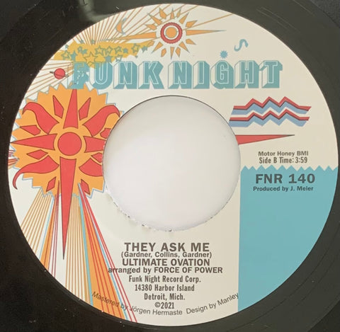 #451 Starlight / They Ask Me - Ultimate Ovation