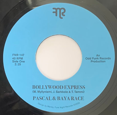 #453 Bollyweed Express / Practice Witchcraft - Pascal & Baya Race