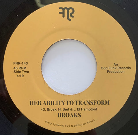 #461 Silver Mercury / Her Ability To Transform - The Blassics
