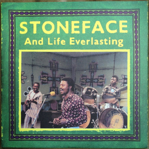 # 1 (ASS-001) Stoneface & Life Everlasting-Love Is Free/Agawalam Mba