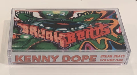 Kenny Dope - Breakbeats Vol.1 - Cassette