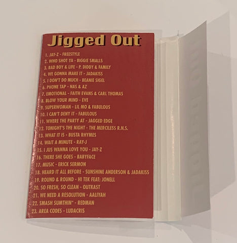 Kenny Dope - Jigged Out - Cassette