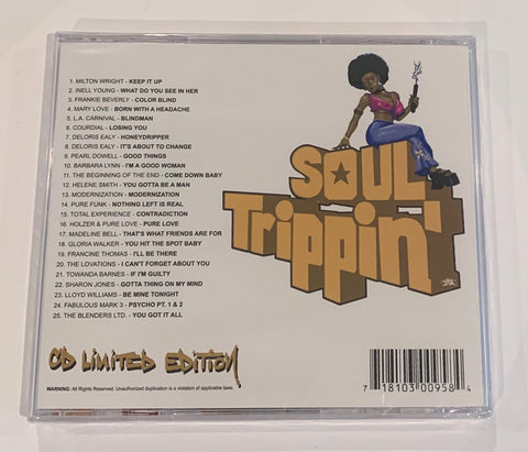 Kenny Dope - Soul Trippin' - Mix CD