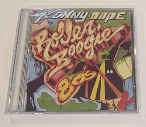 Kenny Dope - Roller Boogie 80's - Mix Cd