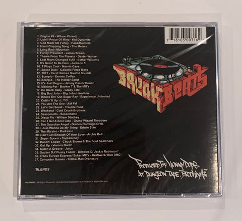 Kenny Dope - Breakbeats Vol.1 - Mix Cd