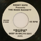 KD-050 -  Kenny Dope Presents The Madd Rackett - Supa