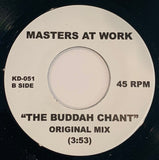 KD-051 Masters At Work - Get Up/The Buddha Chant