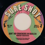 "SS-01 Nubian Crackers ""Mr. Ed Groove/Ain't No Crackers In Harlem"