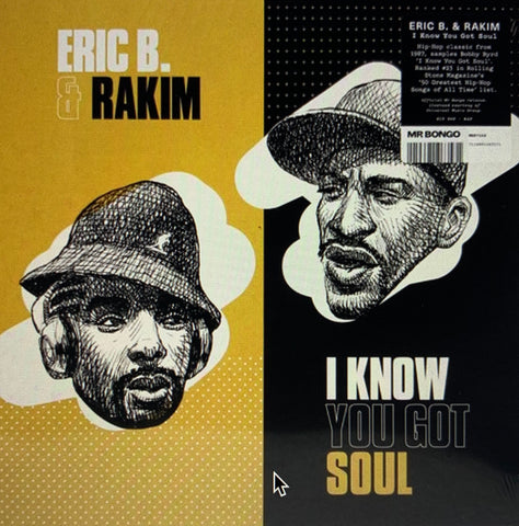 #276 I Know You Got Soul - Eric B & Rakim
