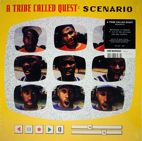 #277 Scenario - A Tribe Called Quest